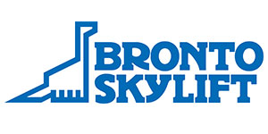 The logo for Bronto Skylift access platforms