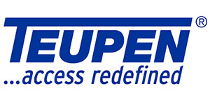 the logofor Teupen  track mounted platforms